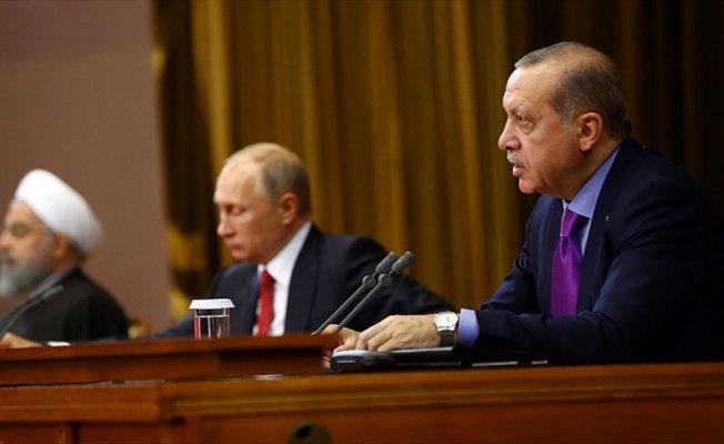'Terörist unsurların süreçten dışlanması önceliğimiz'