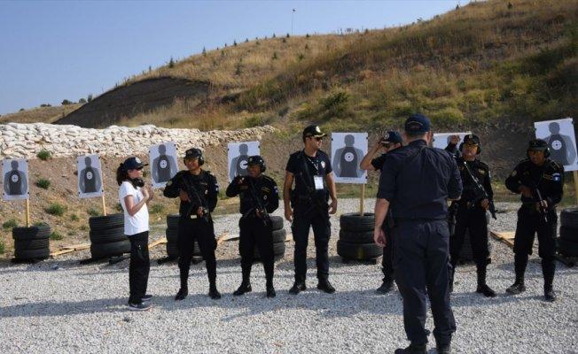 TİKA'dan Guatemalalı polislere eğitim