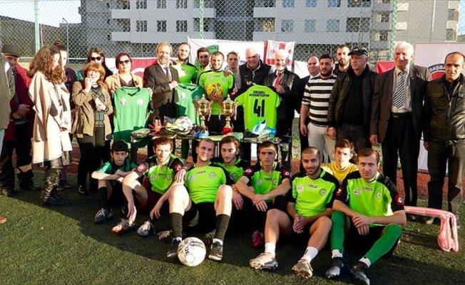 TİKA'dan Gürcistan'da futbol kulübüne destek