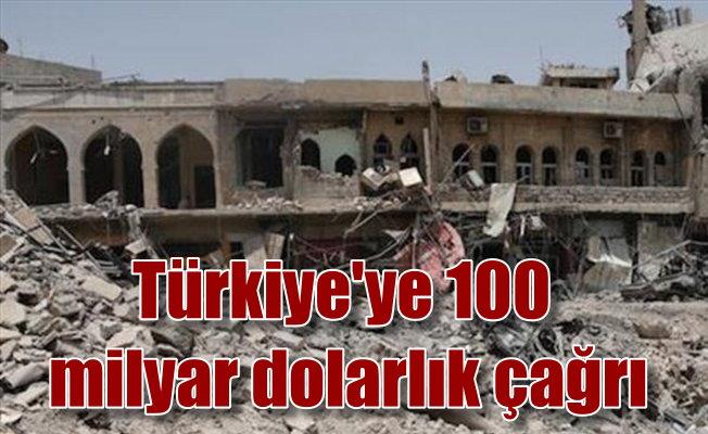 Türk müteahhitlere Irak'tan 100 milyar dolarlık çağrı