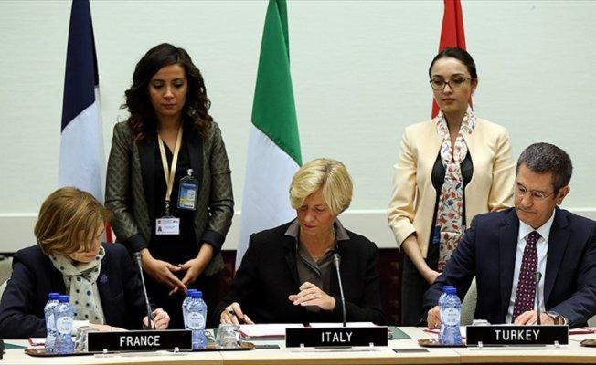Türkiye, Fransa ve İtalya arasında savunma iş birliği