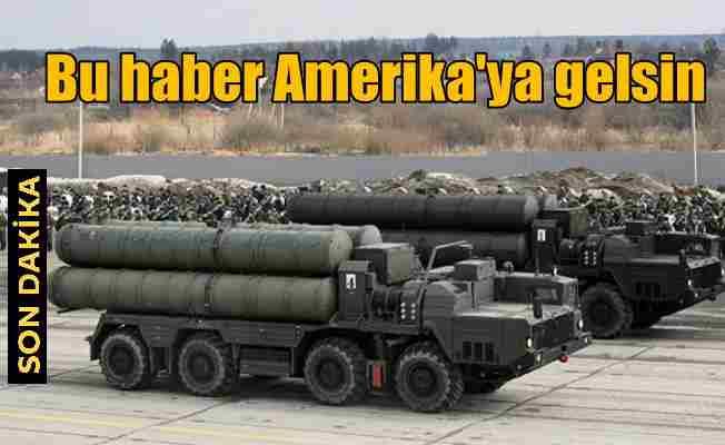 Türkiye, S-400 füzeleri için ulusal para ile ödeme yaptı