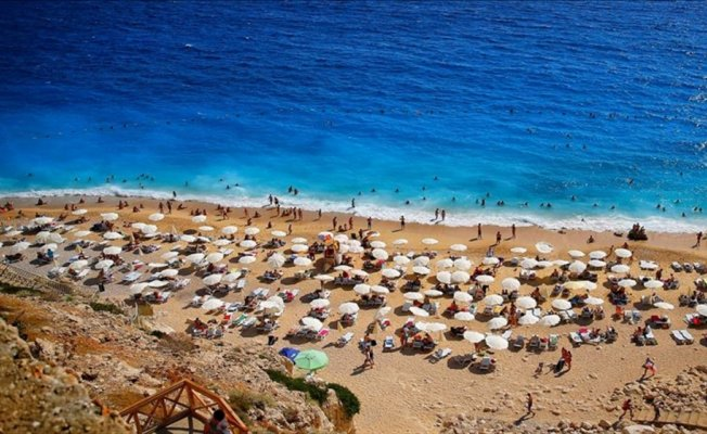 Türkiye'nin 2018 hedefi 36 milyon turist
