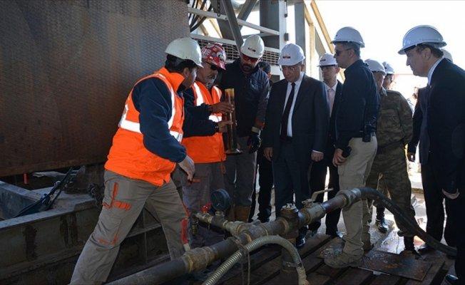 'Türkiye'nin en kaliteli petrolü Eruh'ta çıkarılıyor'