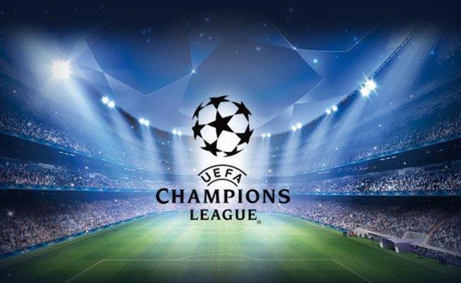 UEFA Şampiyonlar Liginde gecenin sonuçları