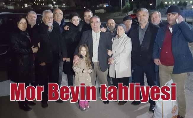 AK Parti eski milletvekili Şükrü Önder'e Mor Beyin tahliyesi