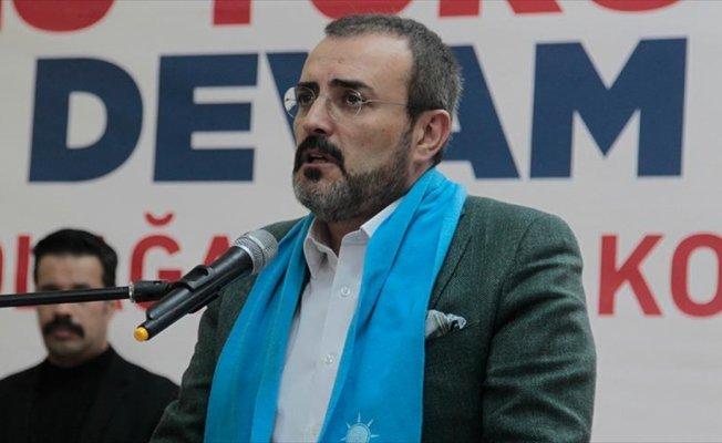AK Parti Genel Başkan Yardımcısı Ünal: FETÖ'cüler Türkiye karşıtı propaganda yürütüyor