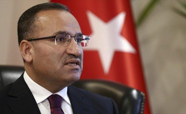Bozdağ: CHP'yi milletin yanında durmaya çağırıyorum