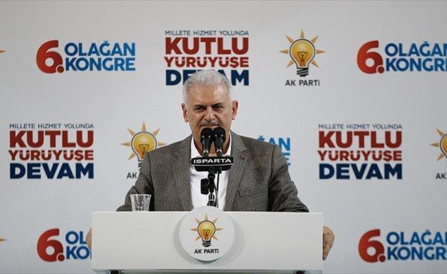Başbakan Yıldırım: CHP bu kafayla giderse iktidar yüzü göremez