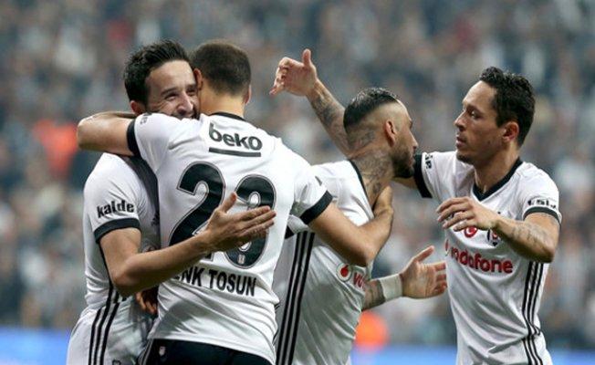 Beşiktaş 3-Galatasaray 0