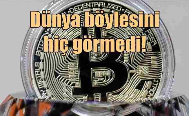 Bitcoin'den yeni rekor: İki günde yüzde 23 değer kazandı