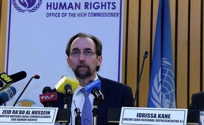 BM İnsan Hakları Yüksek Komiseri İsrail'i kınamadı