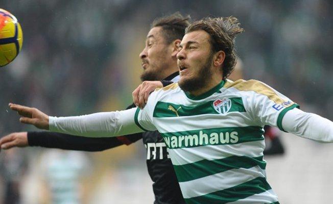 Bursaspor 1-Gençlerbirliği 1