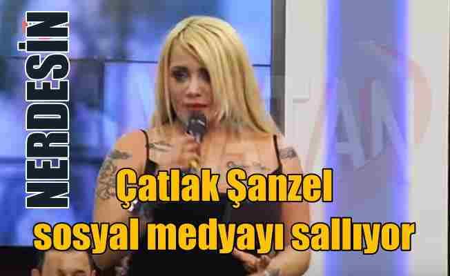 Çatlak Şanzel İsmail YK şarkısıyla sosyal medyayı salladı