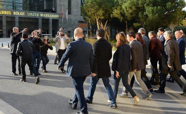 'Enis Berberoğlu'nun müebbet hapsi istendi'