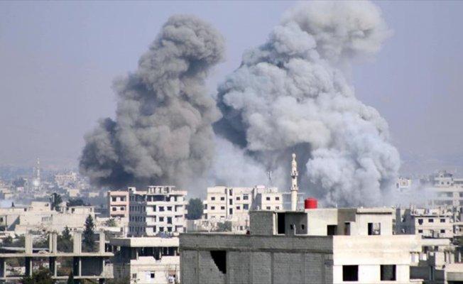 Esed rejimi Doğu Guta'da 14 Kasım'dan bu yana 140 sivil öldürdü