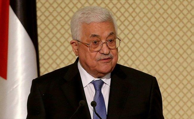 Abbas: Trump'ın kararı Washington'ın barış sürecinden çekilme ilanıdır