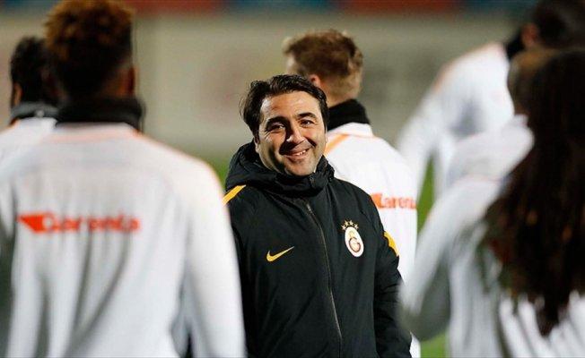 Galatasaray Emrah Bayraktar yönetiminde çalıştı