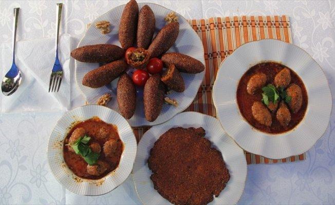 Gastronomi şehri Hatay'da yemek yarışması düzenlendi