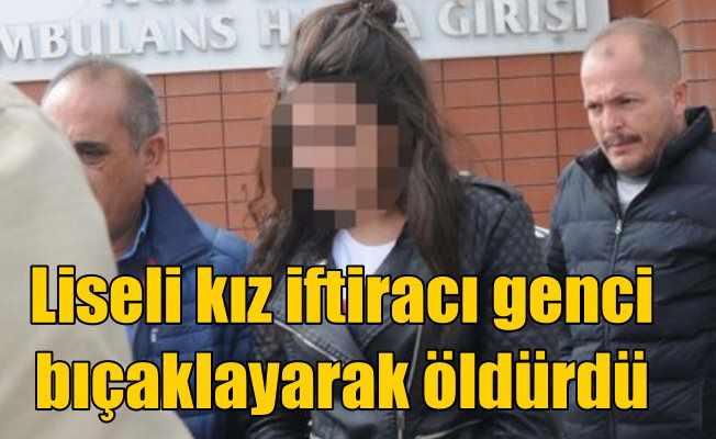İftiracı genci öldüren liseli kız kendini savundu