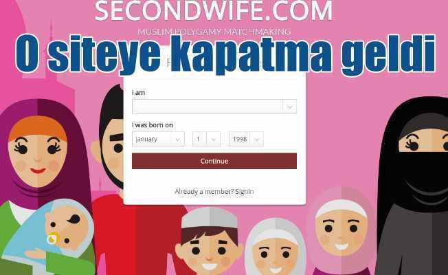 İkinci evlilik sitesine Türkiye'den erişim yasağı getirildi