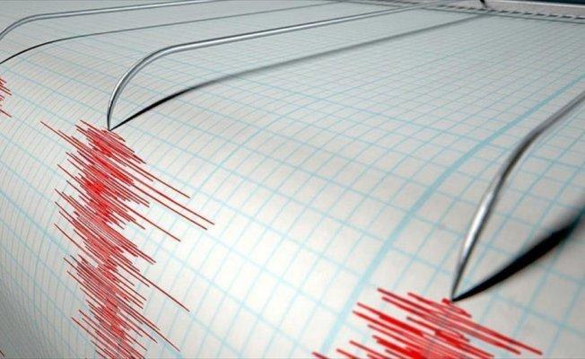 İzmir'de 4.8 büyüklüğünde deprem