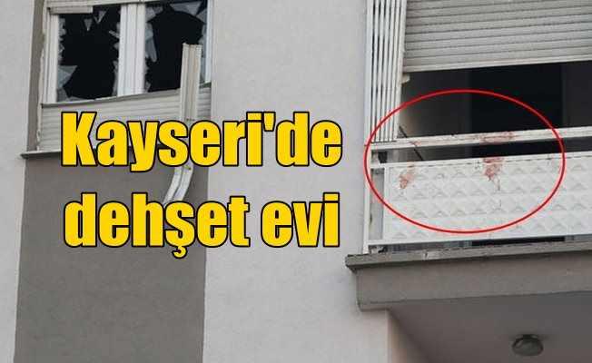 Kayseri'de vahşet; Katil baba anne ve 3 çocuğunu öldürdü
