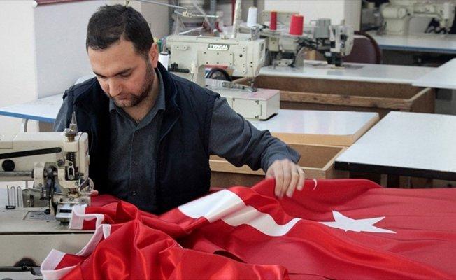 Kudüs'e bin Türk bayrağı gönderilecek