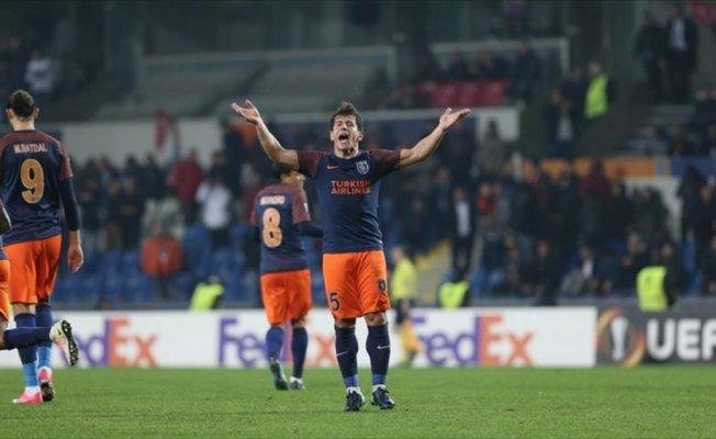 Medipol Başakşehir, kazanmasına rağmen UEFA Avrupa Ligi'ne veda etti