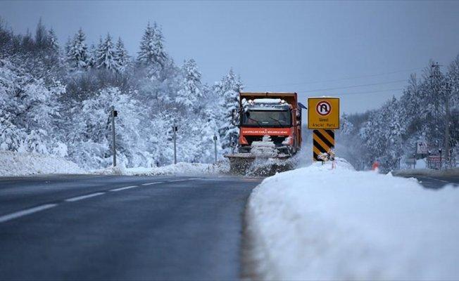 Meteorolojiden 3 il için kar uyarısı