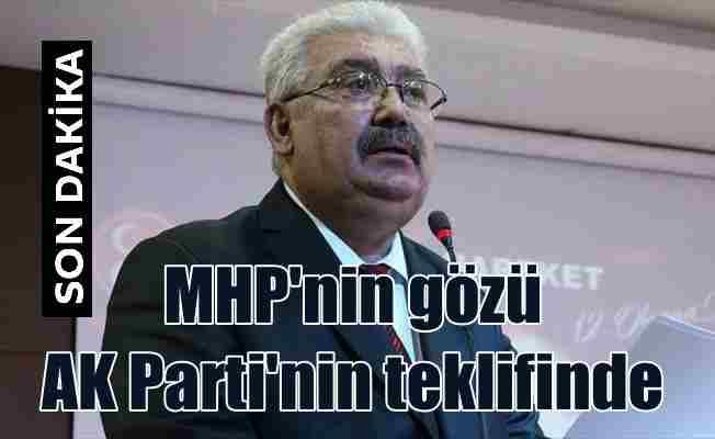 MHP'nin gözü AK Parti'nin seçim ortaklığı teklifinde