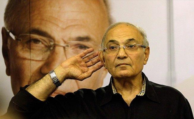 Mısır'da Şefik'in adaylık açıklamasına