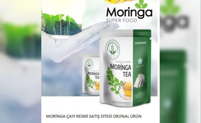 Moringa çayı sipariş fiyatı
