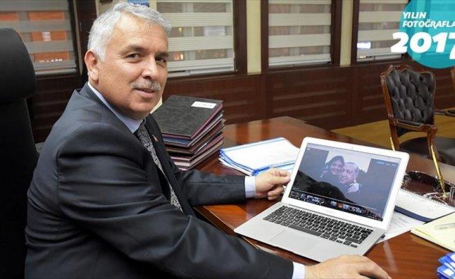 Muş Valisi Yıldırım 'Yılın Fotoğrafları' oylamasına katıldı