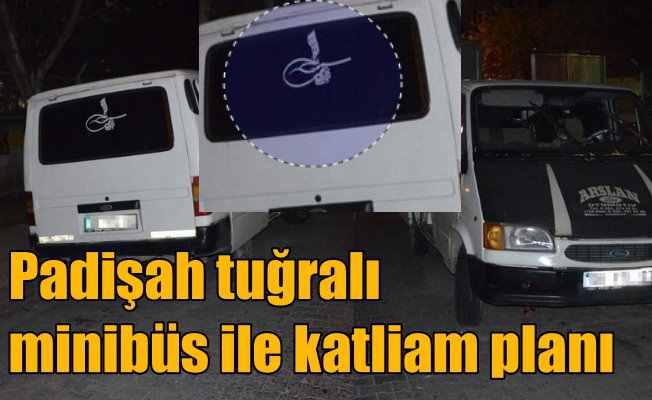 PKK, Padişah tuğralı araçla katliam yapacaktı