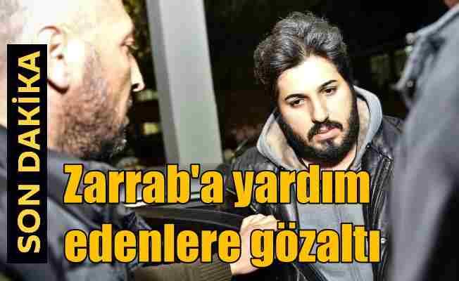 Rıza Sarraf soruşturmasında şok gözaltılar