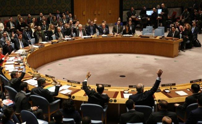 Rusya, BMGK'daki Kudüs vetosu için ABD'yi suçladı