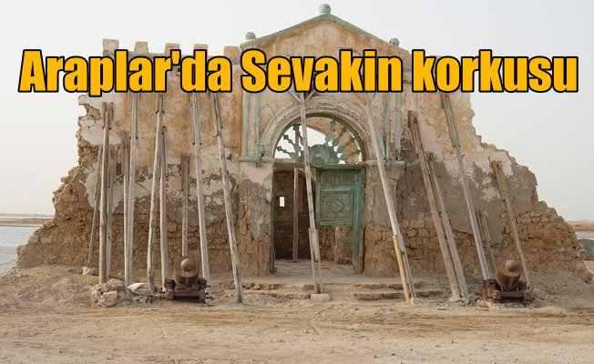 Sevakin Adası için Araplar'dan Türkiye'ye ağır itham