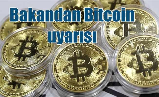 Şimşek'ten 'bitcoin' uyarısı
