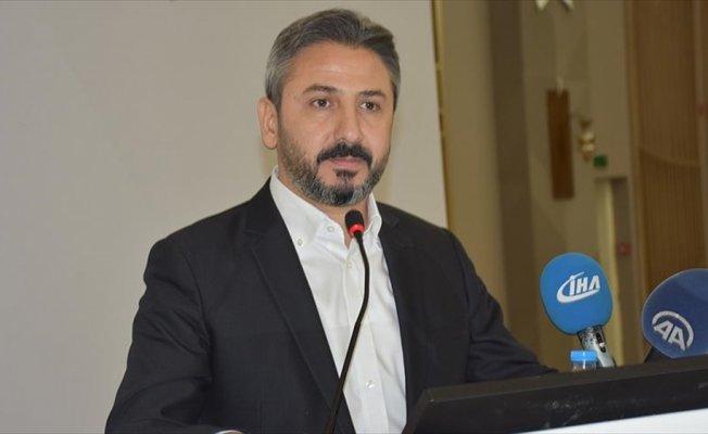 TBMM Başkanvekili Aydın: Dünyadaki mazlumların tek umut ışığı Türkiye Cumhuriyeti