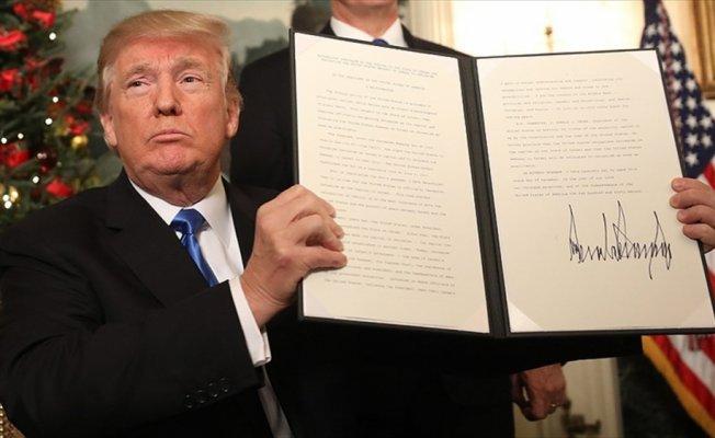 Trump Kudüs kararını açıkladı