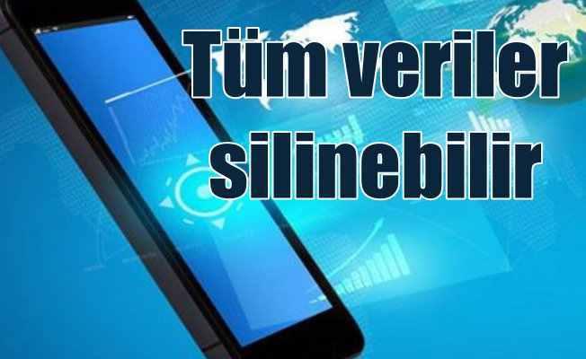 Türkiye'nin verileri büyük risk altında
