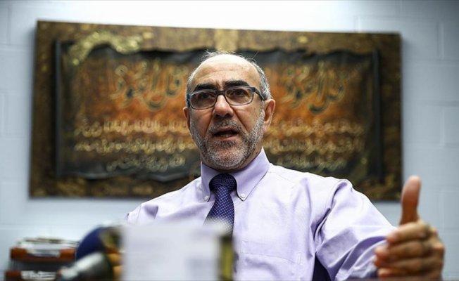 USCMO Genel Sekreteri Cemal: Müslüman liderler Erdoğan'ın Kudüs çağrısına uyarak birlik olmalı