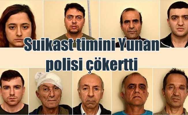 Yunanistan'da DHKP-C'den Erdoğan'a suikast planı iddiası