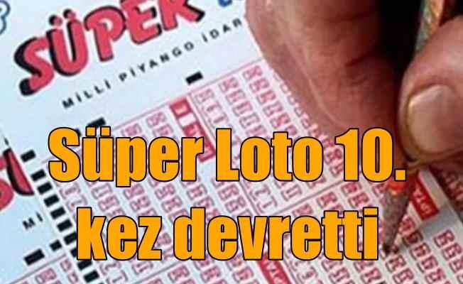 11 Ocak Süper Loto sonuçları: Süper loto 10'nuncu kez devretti