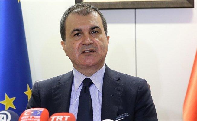 AB Bakanı Çelik'ten CHP'ye ÖSO tepkisi