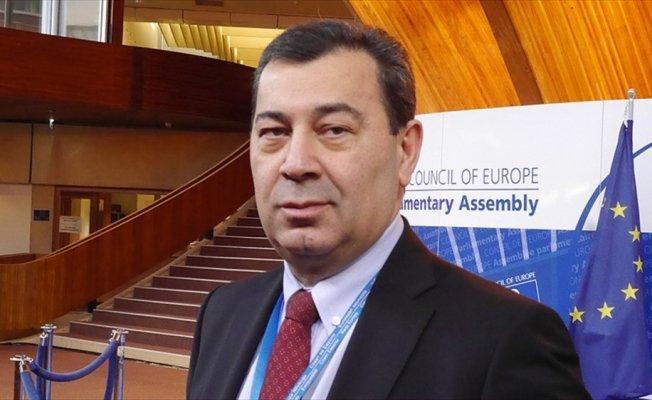 Seyidov: Türkiye yalnız Türkiye için değil, Avrupa için de savaşıyor