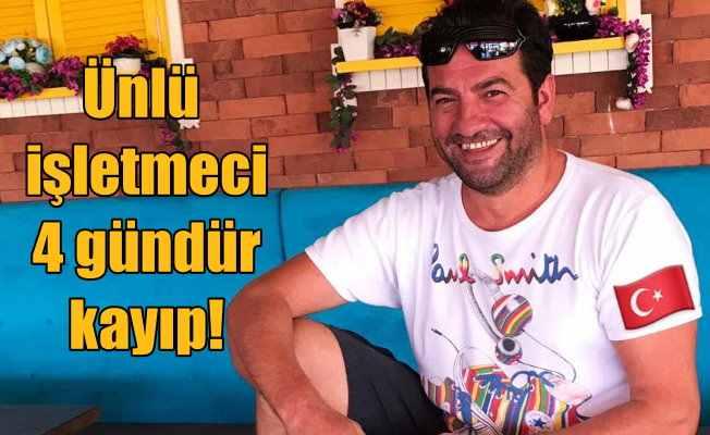 Ali Özdemir kayıp; Bodrumlu işadamı her yerde aranıyor
