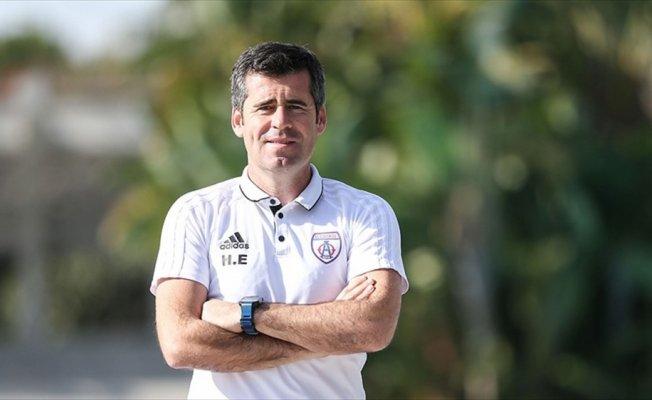 Eroğlu: Birçok oyuncumuzu Avrupa kulüpleri takip ediyor