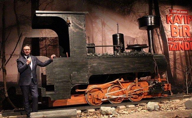 Anadolu'ya silah taşıyan kayıp demiryolu kitaplaştırıldı
